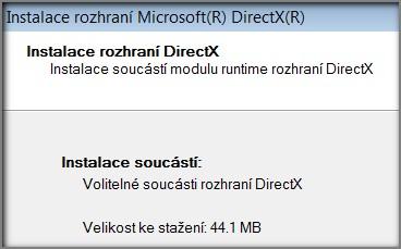 DirectX 10, DirectX 11,  instalace