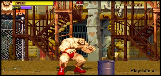 Final Fight Alpha stahuj zdarma