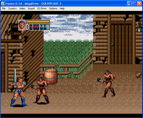 Golden Axe game download