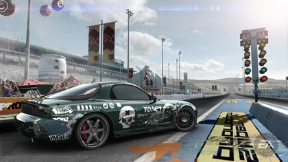 Need for Speed: ProStreet Porsche Demo PC game