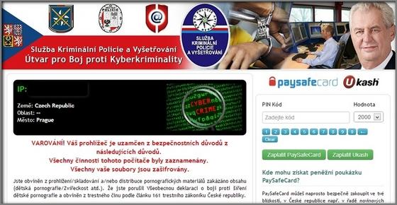 Vir Policie ČR