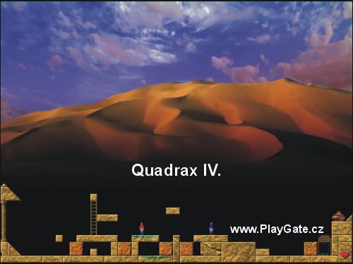 Freeware games reviews.... Quadrax4