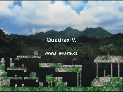 Freeware games reviews.... Quadrax5