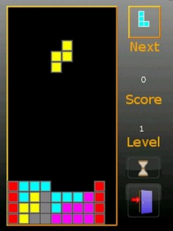 Tetris windows mobile