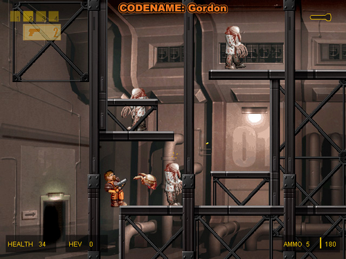Game Codename Gordon