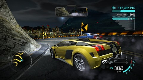 Need for Speed Carbon stahuj zdarma