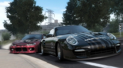 Need for Speed: ProStreet Porsche Demo download
