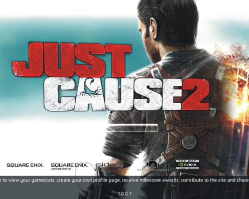Just Cause 2 game foto
