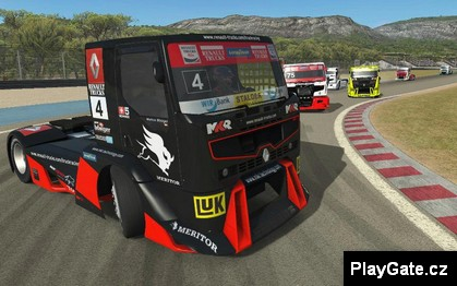 Renault Truck Racing 2010 game download